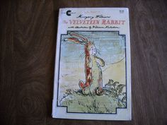The Velveteen Rabbit by Margery Williams (1975) - for sale at Wenzel Thrifty Nickel ecrater store