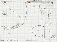 26 Best 4x6 bathroom layouts images | Bathroom layout ...
