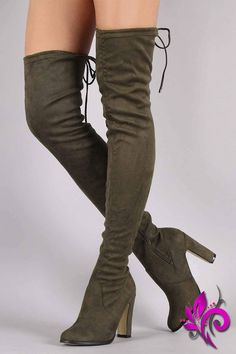 4652bed2377 Fashion and Lingerie Boutique. Thick Heel BootsThigh High ...