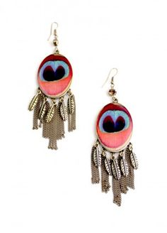 Show Your Feathers Earrings $9.80