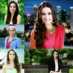 Shraddha Kapoor for Now Realty