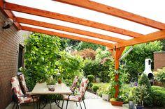 Eine 5 x 4,50m XXL Holz-Terrassenüberdachung  http://www.rexin-shop.de/5m-450m-komplettangebot-16mm-sdp-mit-holzunterkonstruktion-p-860.htm