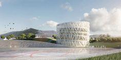 Modostudio: Neue Parklandschaft für L'Aquila