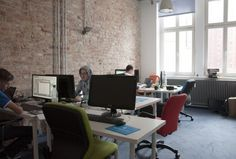 Awesome offices: Inside 12 fantastic startup workplaces in Berlin - The Next Web - Veodin Berlin
