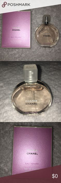CHANEL Perfume Completely full, only used the perfume once. Willing to trade for Designer bags, mirrored look alike bags or any designer items. Comment below if you're interested. Otherwise I'm trying to get the amount I payed for it. :) CHANEL Other