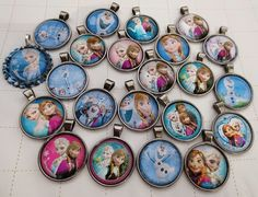 You will receive (1) FREE RANDOM PICKED BEAUTIFUL HANDMADE FROZEN PENDANT  with your order of $5.00 or more. Online shopping only at EvezBeadz.artfire.com. Thank You!  Promo Runs 5/1/15 to 5/7/15 (NO
