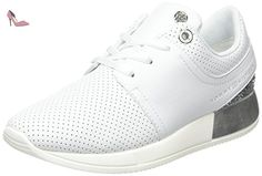 Tommy Hilfiger S1285amantha 2a1, Sneakers Basses Femme, Blanc (Off White 156), 39 EU - Chaussures tommy hilfiger (*Partner-Link)