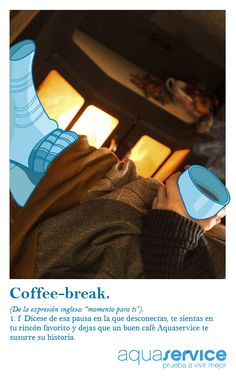 ¿Cuántos sueños se esconden en una taza de café? Regálate un instante de relax disfrutando de tu variedad preferida de café Aquaservice... ¡te sorprenderá! #caféaquaservice #diccionarioaquaservice #creatividad