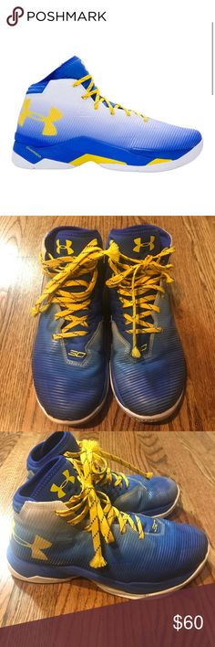 Stephen Curry under armour shoes Stephen curry under armour gym shoes. Curry 2.5 size 6 stephen curry Shoes Sneakers