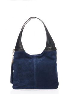 Lisa Minardi Dámska kabelka 6961 BLUE