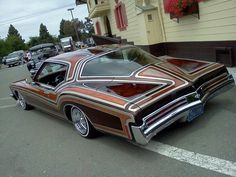 Hey Mike, looks just like the one we used to take the boat up to the lake with.sort of. Amc Javelin, Plymouth, Ford Mustang, 1965 Buick Riviera, Dodge, Vintage Cars, Retro Vintage, Car Paint Jobs, Buick Cars
