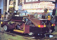 Blade Runner - Deckard's sedan