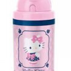 Hello Kitty Dotted Sea Water Bottle