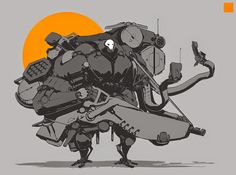 Nuthin' But Mech: 1 more ★ || CHARACTER DESIGN REFERENCES (www.facebook.com/CharacterDesignReferences & pinterest.com/characterdesigh) • Love Character Design? Join the Character Design Challenge (link→ www.facebook.com/groups/CharacterDesignChallenge) Share your unique vision of a theme every month, promote your art and make new friends in a community of over 20.000 artists! || ★