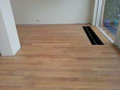Boschvloeren 2 oktober 2012  eindresultaat vloer afgewerkt met ciranova fullsolid hardwaxoil naturel