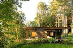 Radar » Casas na floresta