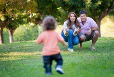 οικογενειακή φωτογράφηση σε παρκο