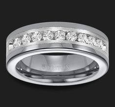 Triton Mens Wedding Band