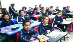 Medirán aprendizaje de niños de Puebla y Tlaxcala