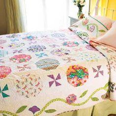 the summer cottage quilts | Summer Cottage
