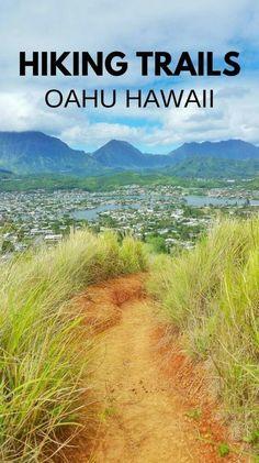 Oahu Hikes: map + list :: Best hiking trails on Oahu :: oahu hawaii Oahu Hawaii travel tips. best things to do in oahu. cheap free on a budget. Hawaii Vacation, Oahu Hawaii, Hawaii Travel, Beach Trip, Hawaii Beach, Vacation Ideas, Beach Travel, Travel Usa, Mexico Travel