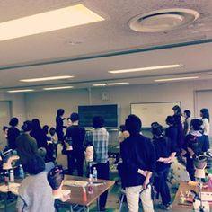 今日も東京で講習でした! 年内の講習は残り2回。。。1年はあっという間ですね(´-`).。oO 年明けからまた新たなコースが始まりますので、日程はホームページにてご確認頂けたらと思います!  #日本カットアカデミー #カット講習 #美容師 #美容師アシスタント #理容師 #理容師アシスタント #ベーシックカット講習 #似合わせカット #ドライカット #美容室オーナー #理容室オーナー