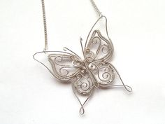 Butterflies  by Alphabet Craft on Etsy