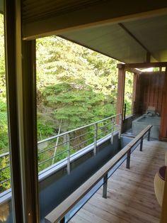 """Mattina, Camera di """"Takinoie""""(Hotel), Noboribetsu-Onsen(Terme), Hokkaido Japan"""