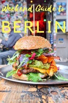 Berlin on a Budget - A fun, foodie guide to the perfect Berlin weekend that won't break the bank! Packed with money saving tips, cheap eats, and fun things to do! | #travel #berlin #germany #travel-germany