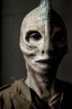 Rayce, Bird-dinosaur makeup #dinosaur #cosplay