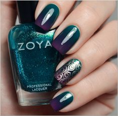 I wish I could mix colors like this!