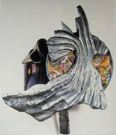 spiritspout(S-3) Frank Stella 1987