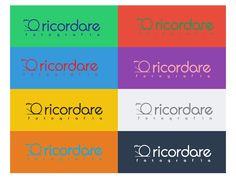 Aplicação & design da marca Ricordade Fotografia - Goiânia-GO.