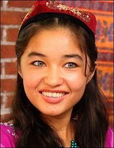 Etnia Uigur.Uzbequistán