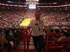 AmericanAirlines Arena, Miami.