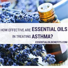 best essential oils and recipes for asthma