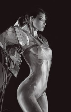ArtStation - Chick, Christophe Young