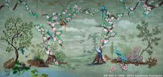Backdrop OR063 Chinoiserie