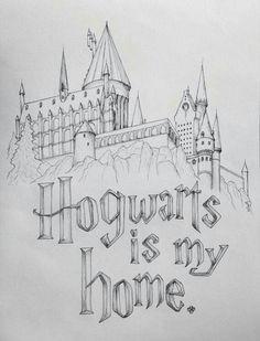 Hogwarts es mi hogar.