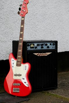 CIJ Fender Jaguar Bass + Ashdown ABM 500 15th Anniversary