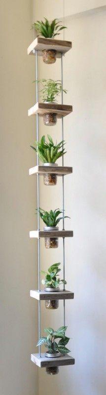 Simple Hanging Garden