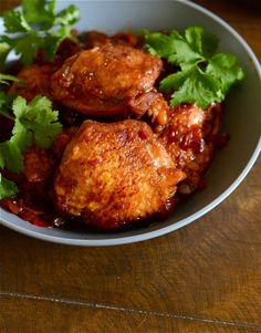 Vietnamese Clay Pot Chicken