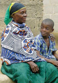 The magic moments shared between grandmothers and grandchildren.  www.financialfitnessbooks.com