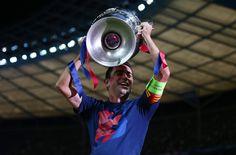 Xavi Hernández o la mesura de un campeón