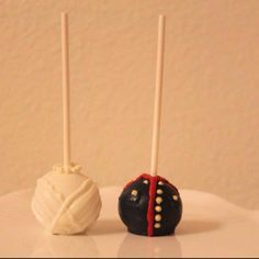 gotta do these instead of the regular bride and groom cake pops