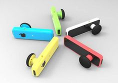 The Perfectly Matched Bluetooth Headsets for iPhone 5s and iPhone 5c