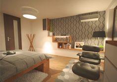 podkrovný byt_Skp8+V-ray+PS CS5