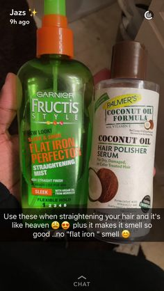 Love this coconut oil. Smells like summer