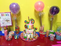Candy Land themed party. Or Candy Crush ;)