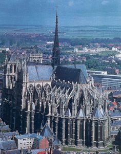 The queen of Gothic religious architecture is not the Parisian cathedral that Hugo's hunchback called home, but another grande dame, Cathedral Amiens in unassuming little Picardy, France.